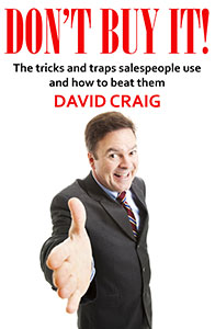 Don't Buy It! book by David Craig