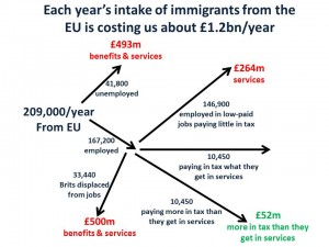 cost of immigration
