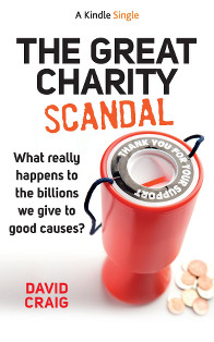 The Great Charity Scandal book by David Craig