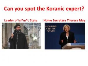 koranic expert