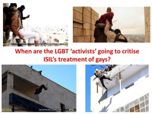 ISIL and gays