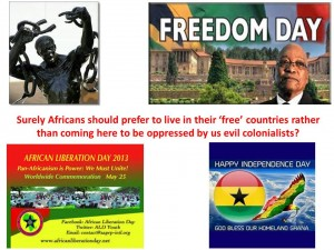 africa freedom