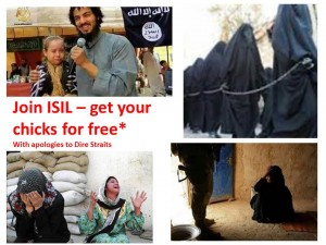 ISIL rapes