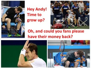 Murray racket