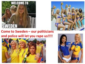 sweden rape