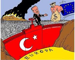 erdogan blackmail
