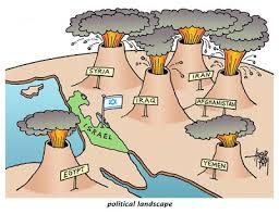 blame israel