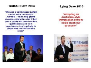 lying dave