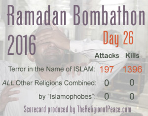 Ramadan-Bombathon-2016 final week